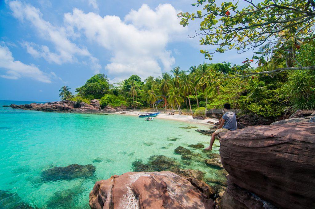 Khám phá Hòn Móng Tay- Thiên đường hoang sơ đẹp chẳng kém gì Maldives ngay gần Phú Quốc