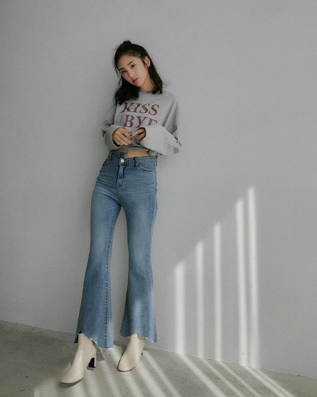 Mang tiếng là bụi bặm nhưng quần jeans cũng có 3 kiểu
