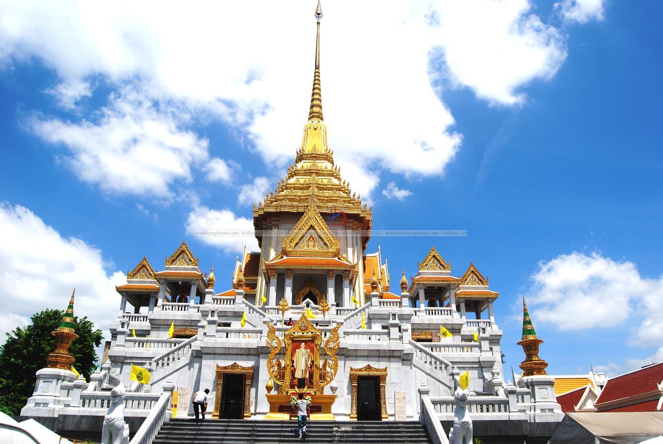 Những điều tạo nên sức hấp dẫn Thái Lan