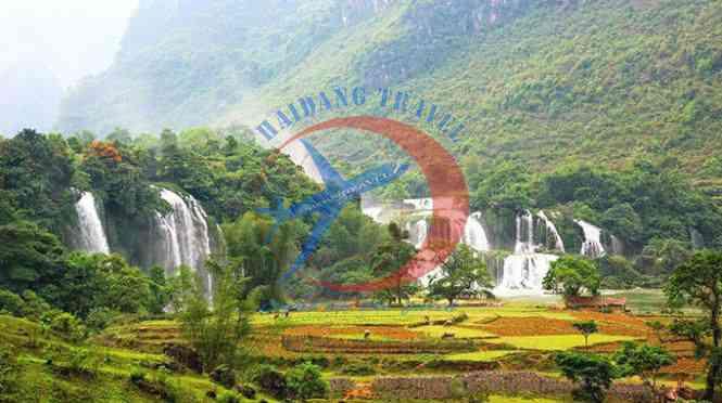 Thác Bản Giốc vào top 7 thác nước hùng vĩ nhất thế giới