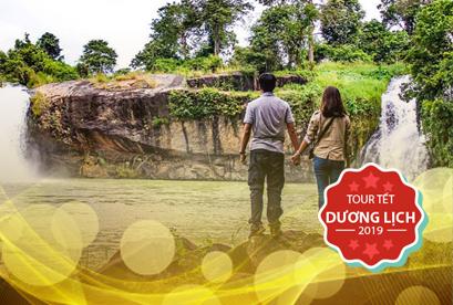 Tour Buôn Mê Thuột Tết Dương Lịch , Bôn Đôn, Hồ Lak, Vườn Quốc Gia Yokdon, Thác Dray Sap