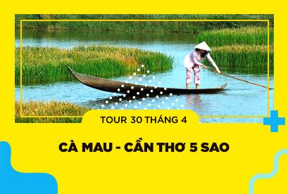 Tour Cà Mau 30/4, Cần Thơ Khám Phá 8 Tỉnh ĐBSCL, Chinh Phục Cực Nam Tổ Quốc