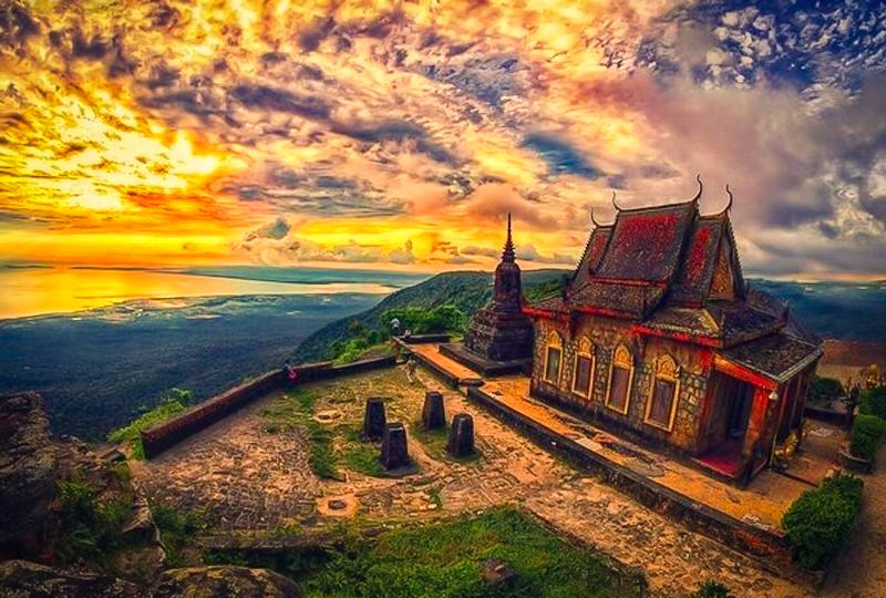 Tour Campuchia Sihanoukville, Thunsur Bokor Highland Resort 5, Phompenh, Nagaworld.