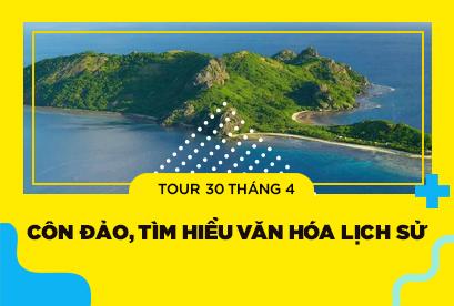 Tour Côn Đảo, 30/4 Tìm Hiểu Văn Hóa Lịch Sử Vùng Đất Thiên Tàu Cao Tốc Mới