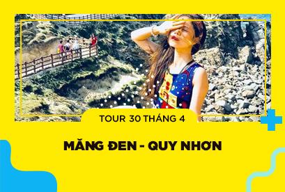 Tour Măng Đen Quy Nhơn 30/4, Trải Nghiệm Kom Tum, 3 Thác 7 Hồ,  Khám Phá Eo Gió, Đảo Kỳ Co