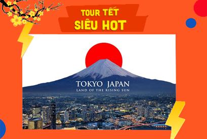 Tour Nhật Bản Tết Âm Lịch Tokyo – Yamanashi – Nagoya – Kyoto – Osaka