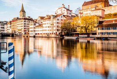 Tour  Pháp, Đức, Thụy Sĩ, Hà Lan Theo dòng sông Rhine khám phá mùa thu Châu Âu