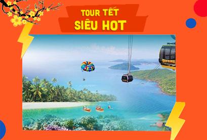 Tour Phú Quốc Tết Âm Lịch Tặng Vé Cáp Treo Hòn Thơm Sunset Sanato
