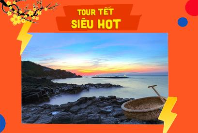 Tour Phú Yên Tết Âm Lịch, Đảo Hòn Nưa