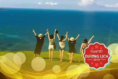 Tour Quy Nhơn Lý Sơn Tết Dương Lịch, Khám Phá Eo Gió, Đảo Kỳ Co, Vương Quốc Tỏi