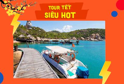 Tour Tam Bình Tết Âm Lịch, Đảo Bình Ba , Bình Hưng, Biển Bình Tiên, Ninh Chữ