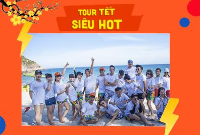 Tour Tết Âm Lịch Bình Ba, Nha Trang, Đà Lạt , đồi chè cầu đất, cổng trời