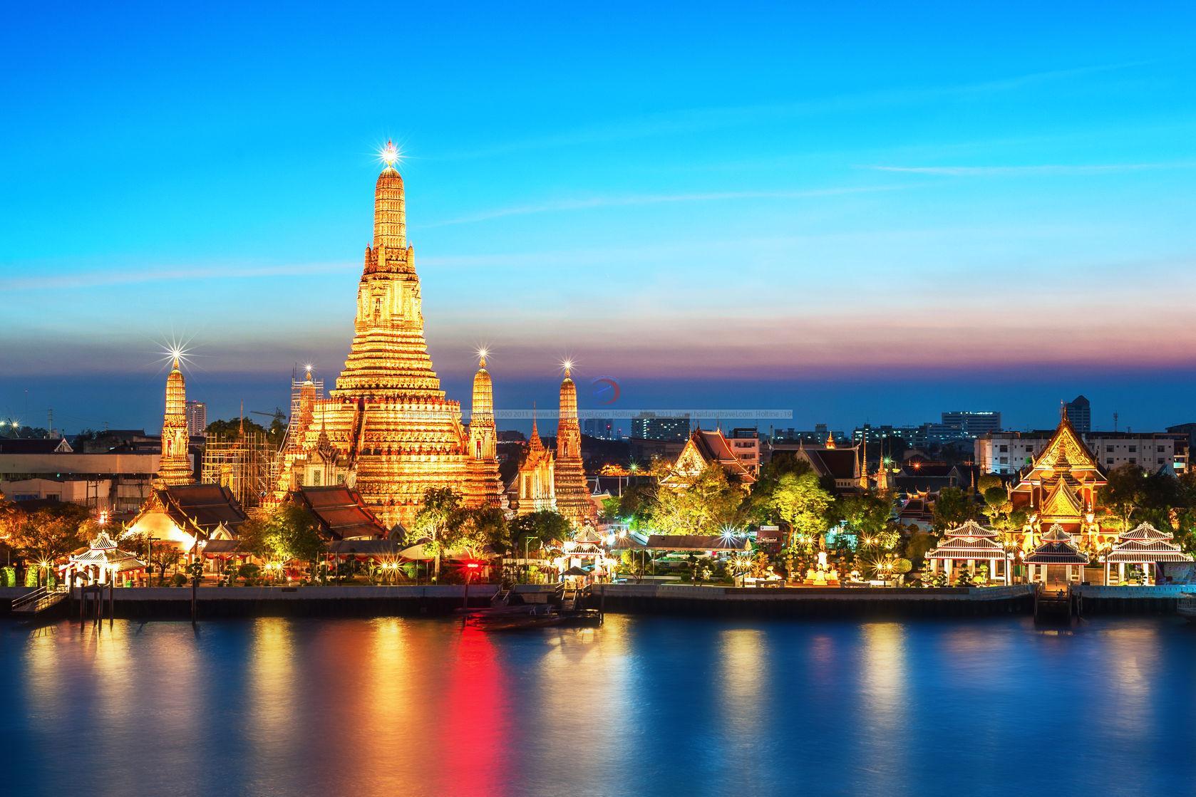Tour Thái Lan giá rẻ - sự lựa chọn hấp dẫn và khác biệt cho mùa hè sôi động