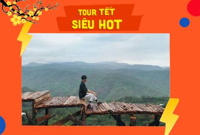 Tour Đà Lạt Tết Âm Lịch con đường tơ lụa, Bàn Tay Phật