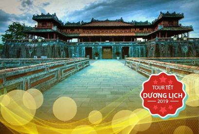 Tour Đà Nẵng Tết Dương Lịch, Khám Phá Hội An, Huế, Phong Nha 4N3D