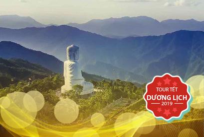 Tour Đà Nẵng Tết Dương Lịch, Khám phá Hội An, Trãi Nghiệm Huế Mộng Mơ 4N3D