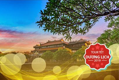 Tour Đà Nẵng Tết Dương Lịch, Ngũ Hành Sơn, Hội An, Bà Nà, Sơn Trà, Huế 3N2D