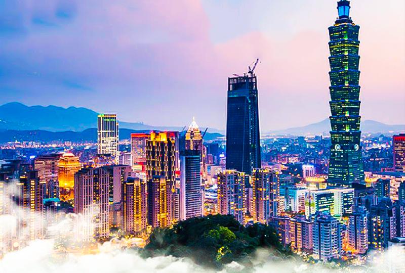 Tour Đài Loan 2018 Đài Bắc – Đài Trung – Nam Đầu – Cao Hùng – Đài Nam