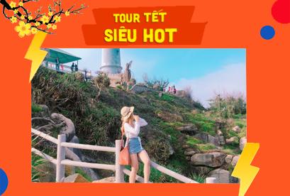 Tour Điệp Sơn Phú Yên Tết Âm Lịch, Con Đường Dưới Biển Độc Đáo, Mũi Điện
