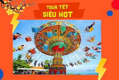 Tour du lịch Nha Trang Tết Âm Lịch Hòn Tằm, tắm khoáng bùn 100 trứng