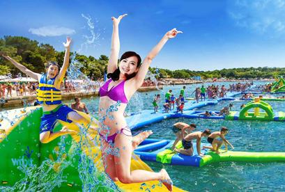 Tour du lịch Nha Trang VIP buffet Hải Sản 90 Món Hấp Dẫn