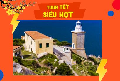 Tour du lịch Ninh Chữ, Đà Lạt, Tết Âm Lịch