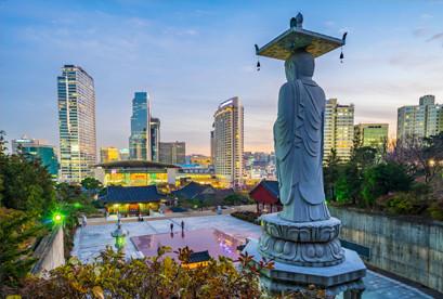 Hàn Quốc 2020 Mùa Hoa Anh Đào: Busan – Seoul