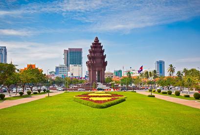 Tour Campuchia Lễ 2/9 Siêm Riệp Angkor Wat Phnom Penh, Kì Quan Thế Giới Angkorwat, Ta Phrum