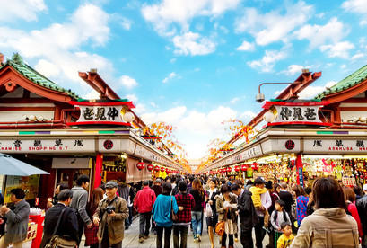 Tour Nhật Bản Kansai, Osaka, Kyoto, Yamanashi, Tokyo, Narita