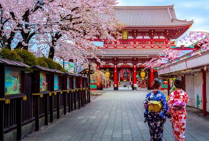 Tour Nhật Bản Tokyo, Narita, Fuji, Kamakura khuyến mãi