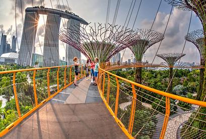 Tour Singapore - Malaysia Tết Âm Lịch, Khám phá điểm du lịch của 2 quốc gia nổi tiếng 4N3Đ