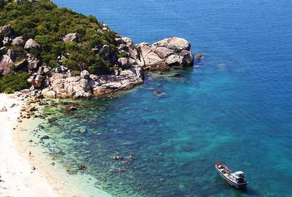 Tour Tam Bình, Đảo Bình Ba - Đảo Bình Hưng  Biển Bình Tiên  Vịnh Vĩnh Hy - Ninh Chữ