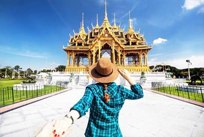 Tour Thái Lan 5N4D ,Bangkok Pattaya, Massage Thái Cổ Truyền, Chợ nỗi ,VJ801