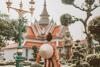 Tour Thái Lan 5n4d Bangkok Pattaya, Massage Thái cổ truyền VJ803