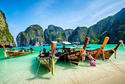 Tour Thái Lan Phuket Tết Âm Lịch, Bao Đảo Phi Phi, Patong Walking Street, VJ 809