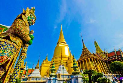 Tour Thái Lan Tết Âm Lịch, Tặng Suất Massage Thái Cổ Truyền, Safari World, DD 3211 9:50