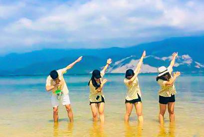 Tour Đảo Điệp Sơn Nha Trang Tết Âm Lịch, con đường dưới biển, khu du lịch Hòn Chồng