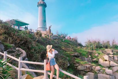 Tour Điệp Sơn Phú Yên Lễ 2/9, Trải Nghiệm Con Đường Dưới Biển Độc Đáo, Mũi Điện Cap Varella
